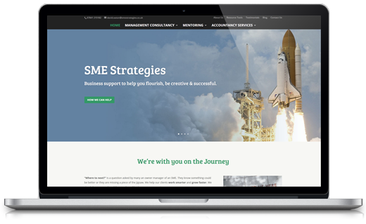 SME Strategies WordPress Projects